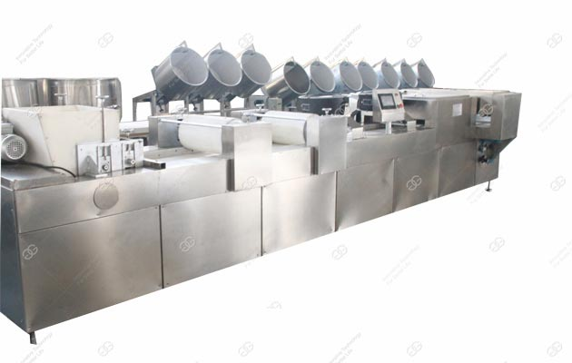 Automatic Rice Krispies Treats Production Line Price