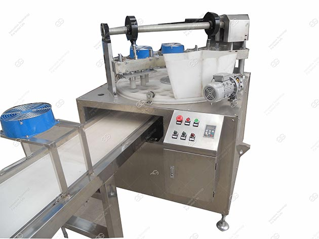 200kg/h Puffed Cereal Bar Production Line|Rice Ball Forming Machine