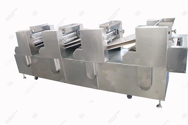 China Crispy Caramel Treats Production Line Manufacturer