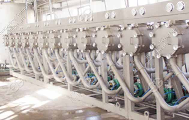 Commercial Starch Hydrocyclone Machine For Sale