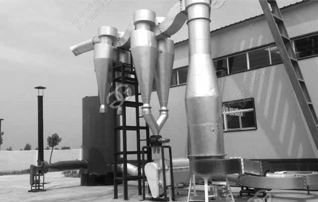 Good Quality Starch and Flour Drying Machine