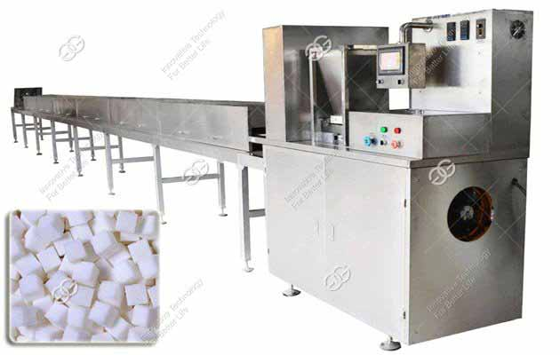 100kg/h Cube Sugar Production Line Supplier In China