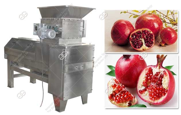 Pomegranate Peeling Machine Price|Pomegranate Peeler