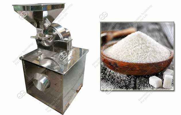 Sugar Powder Making Machine|Icing Sugar Grinding Machine Industrial