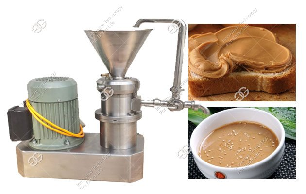 Industrial Peanut Butter Machine|Sesame Seed Grinding Machine 50 kg/h