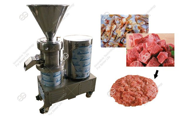 Industrial Meat Bone Grinder Machine|Colloid Mill Machine Price