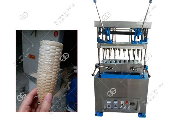 Semi Automatic Ice Cream Cone Machines Supplier in China