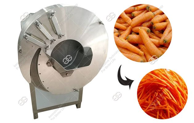2MM Professional Carrot Julienne Strip Cutter Machine