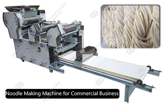 Electric Noodle Making Machine for Small Business 150KG/H