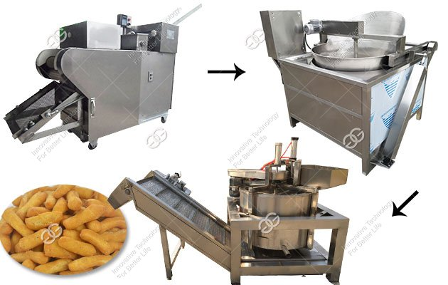 Automatic Efficient Chin Chin Making Machine Supplier