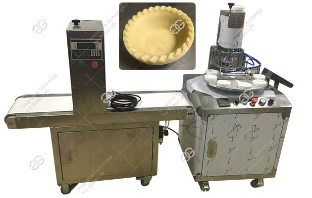 Electric Custard Tart Molding Machine Supplier