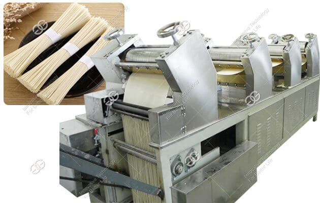 Industrial Stick Noodle Making Equipment For Sell in Malaysia