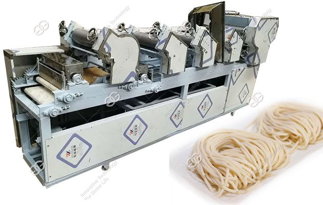 Commercial New Ramen Noodle Making Machine 300KG/H