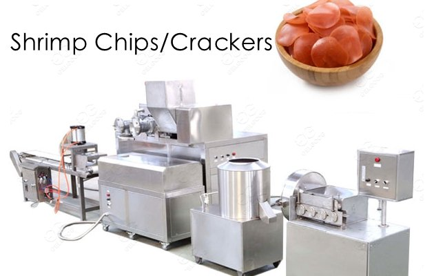 Customizable Fried Shrimp Chips Making Machine in Vietnam