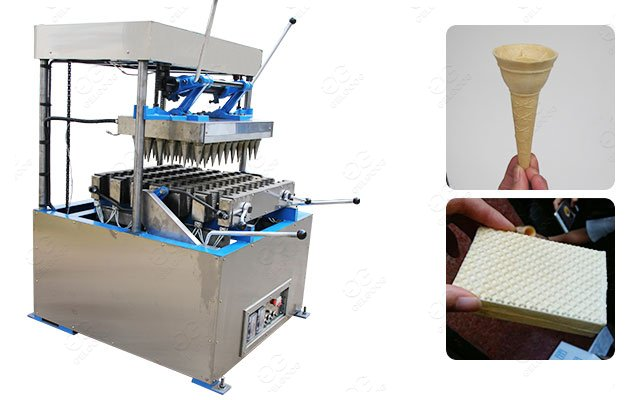 Best Commercial Ice Cream Wafer Cone Making Machine Price