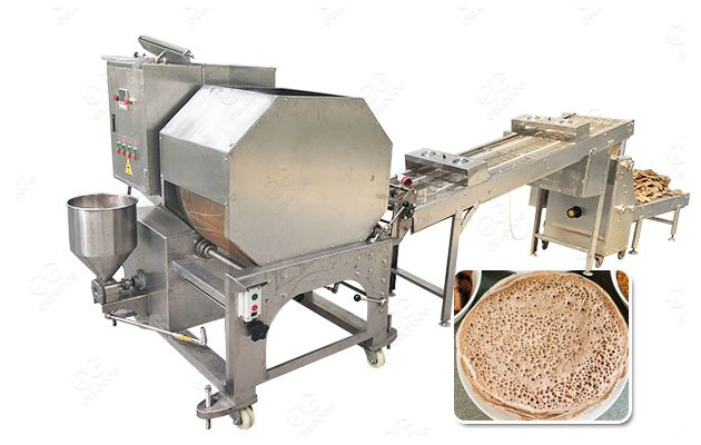 Automatic Electric Injera Making Machine Price 0.3-2MM THK