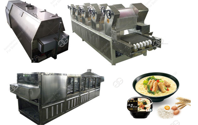 Non Fried Instant Noodle Processing Line