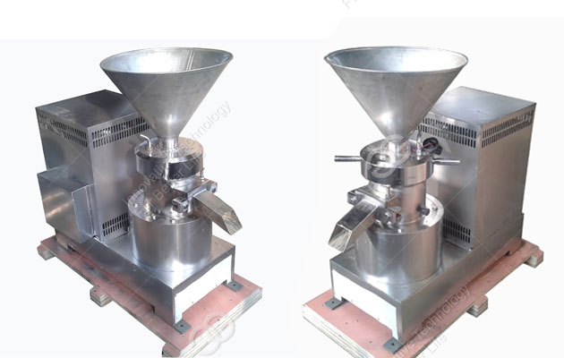 sesame tahini machinery