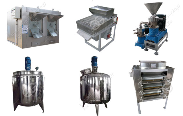 Automatic Peanut Butter Production Line 200KG/H Price in Kenya
