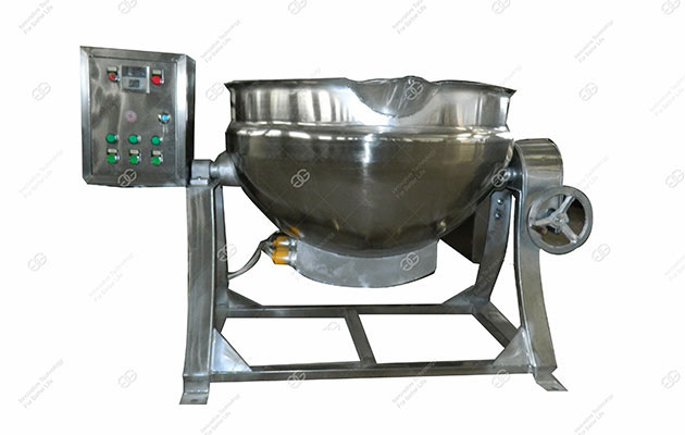 Automatic Sugar Cooking Pot