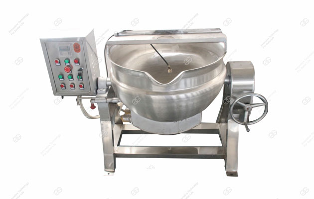 Temperature Sugar Cooking Pot