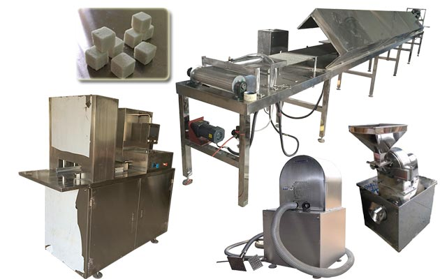 Cube Sugar Production Line