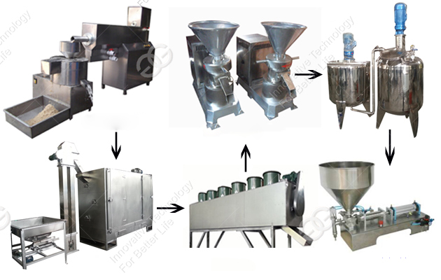 sesame butter making machine china