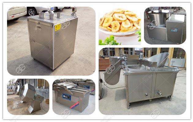 Semi-Automatic Banana|Plantain Chips Production Line