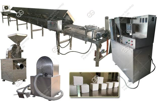 Cube Sugar Production Line Price