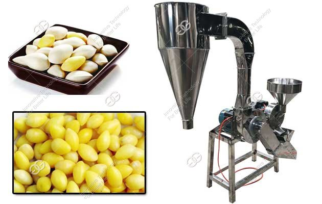 Commercial Ginkgo Shelling Machine