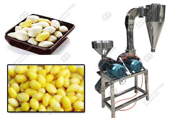 Ginkgo Seed Shelling Machine For Sale