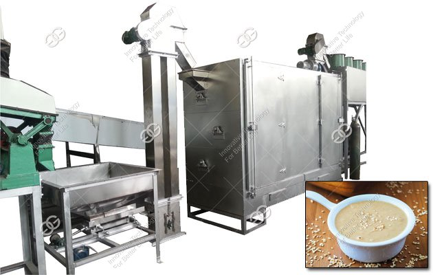 Fully Automatic Tahini Production Line
