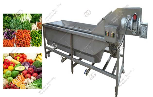 Fruit and Vegetable Washer Machine