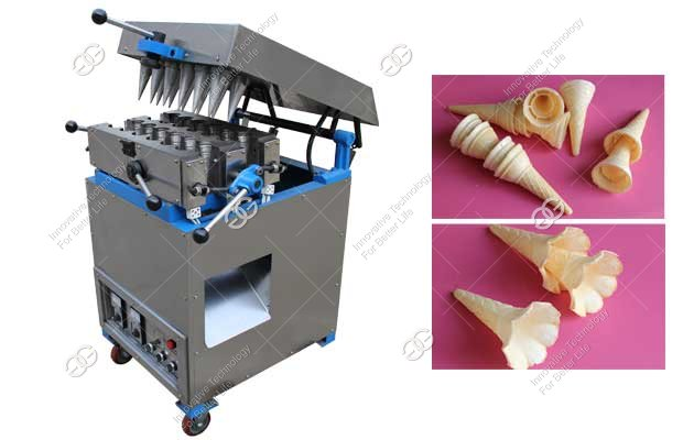 Wafer Cone Maker Machine Manufacturer