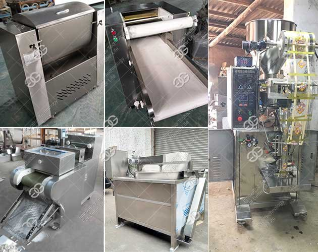 Chin Chin Making Machine Supplier