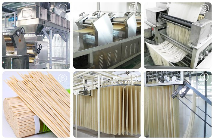 Automatic Stick Noodles Making Machine For Sale