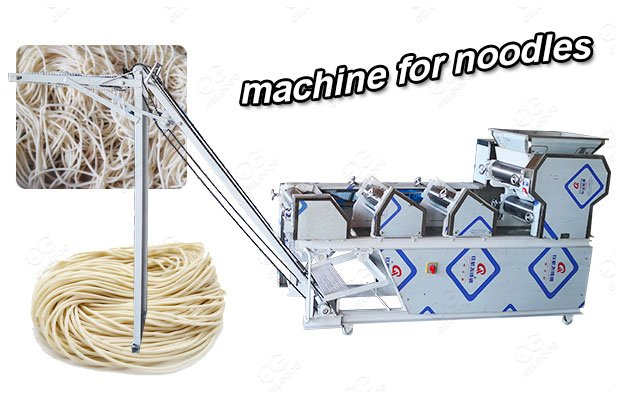 Noodle Making Machines in China
